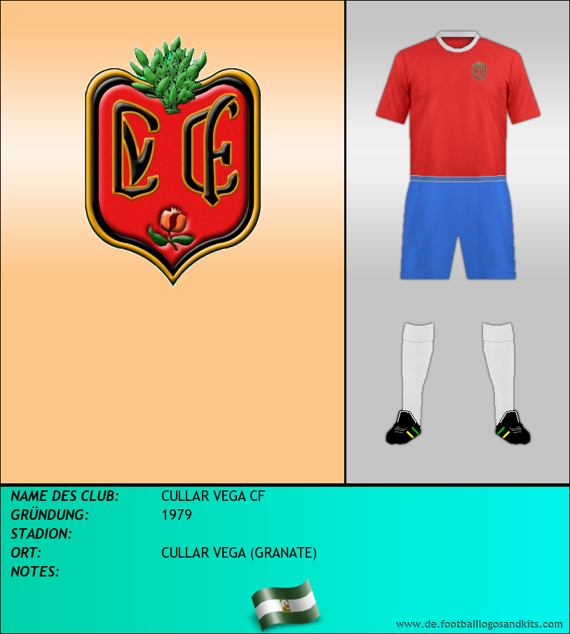 Logo CULLAR VEGA CF