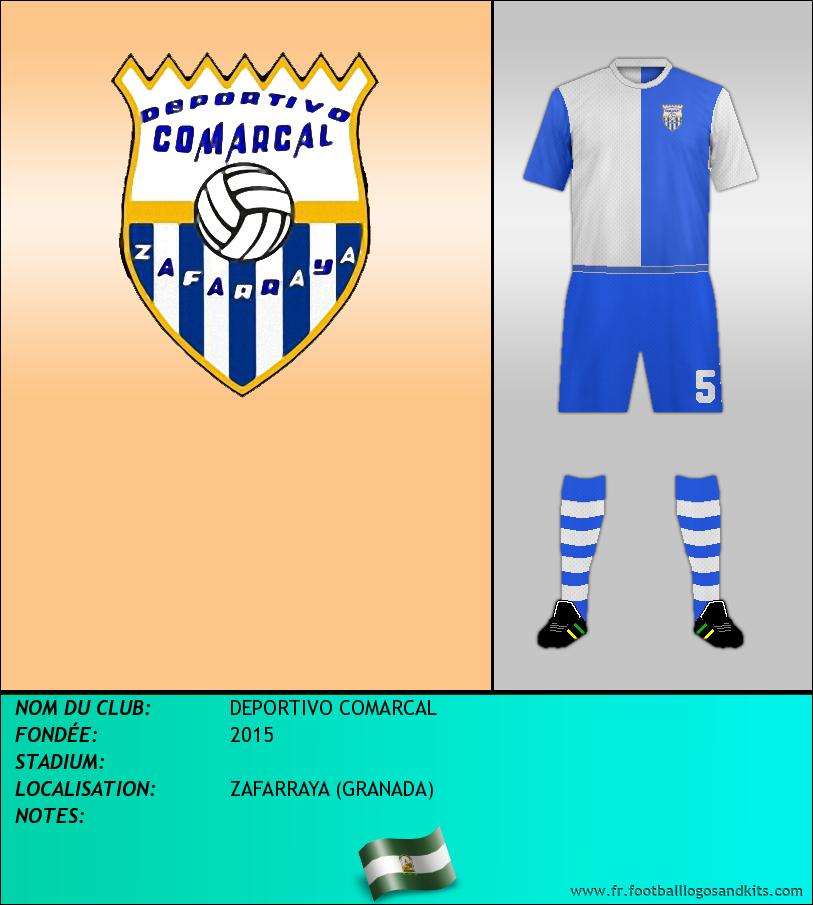 Logo de DEPORTIVO COMARCAL