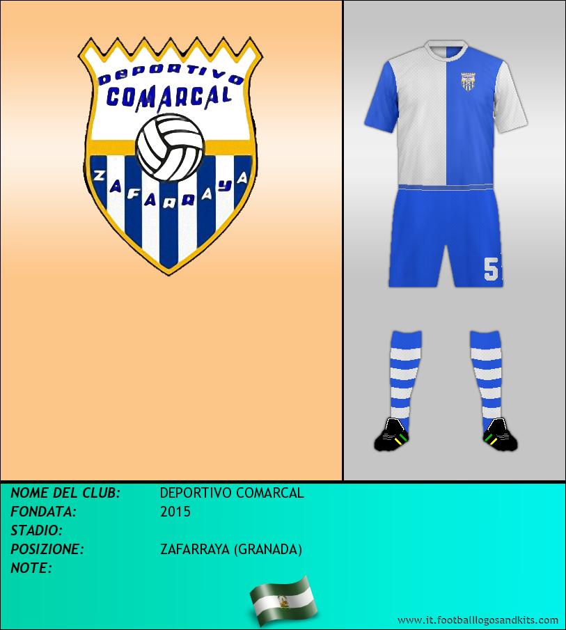 Logo di DEPORTIVO COMARCAL