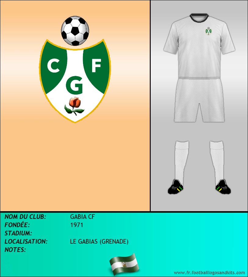 Logo de GABIA CF