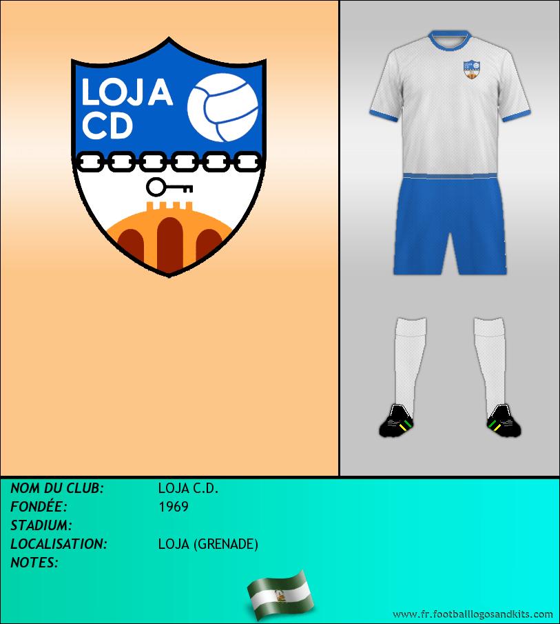 Logo de LOJA C.D.