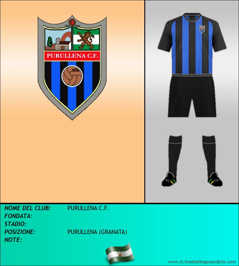 Logo di PURULLENA C.F.