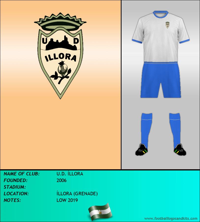 Logo of U.D. ÍLLORA