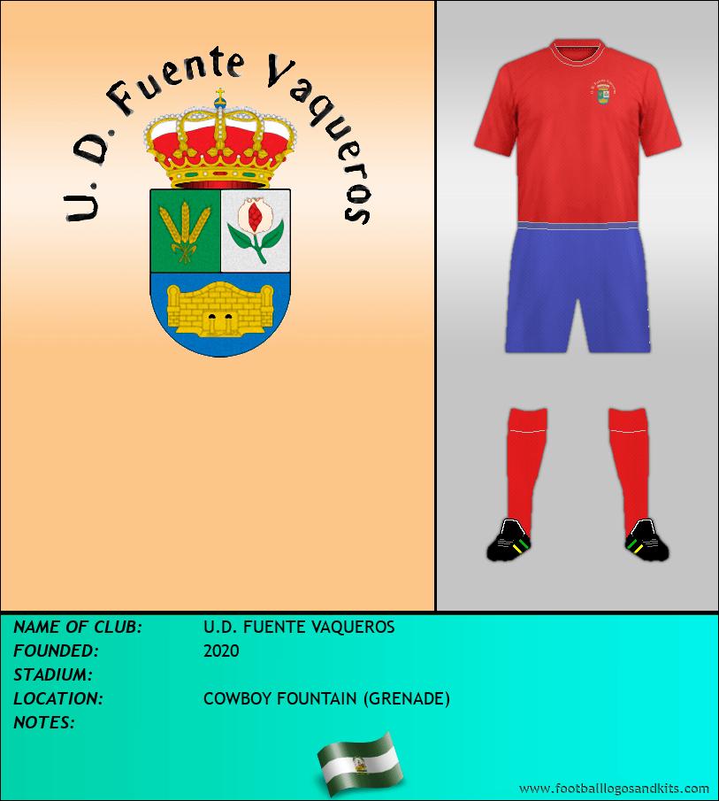 Logo of U.D. FUENTE VAQUEROS