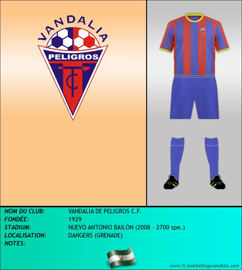 Logo de VANDALIA DE PELIGROS C.F.
