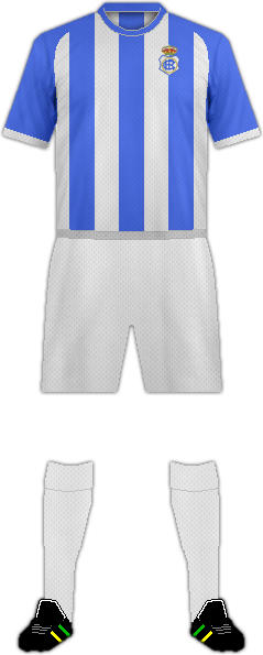 Maglie RECREATIVO DE HUELVA