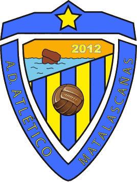 Logo de A.D. ATLÉTICO MATALASCAÑAS (ANDALOUSIE)
