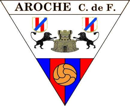 Logo of AROCHE C.F. (ANDALUSIA)