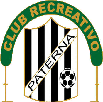 Logo of C.D. RECREATIVO DE PATERNA (ANDALUSIA)