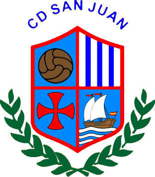 Logo de C.D. SAN JUAN (HU) (ANDALOUSIE)