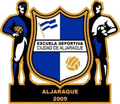 Logo de E.D. CIUDAD DE ALJARAQUE (ANDALOUSIE)