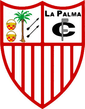Logo of LA PALMA C.F. (ANDALUSIA)