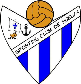 Logo de SPORTING C. DE HUELVA (ANDALOUSIE)