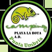 Logo de A.D. CAMPING PLAYA LA BOTA