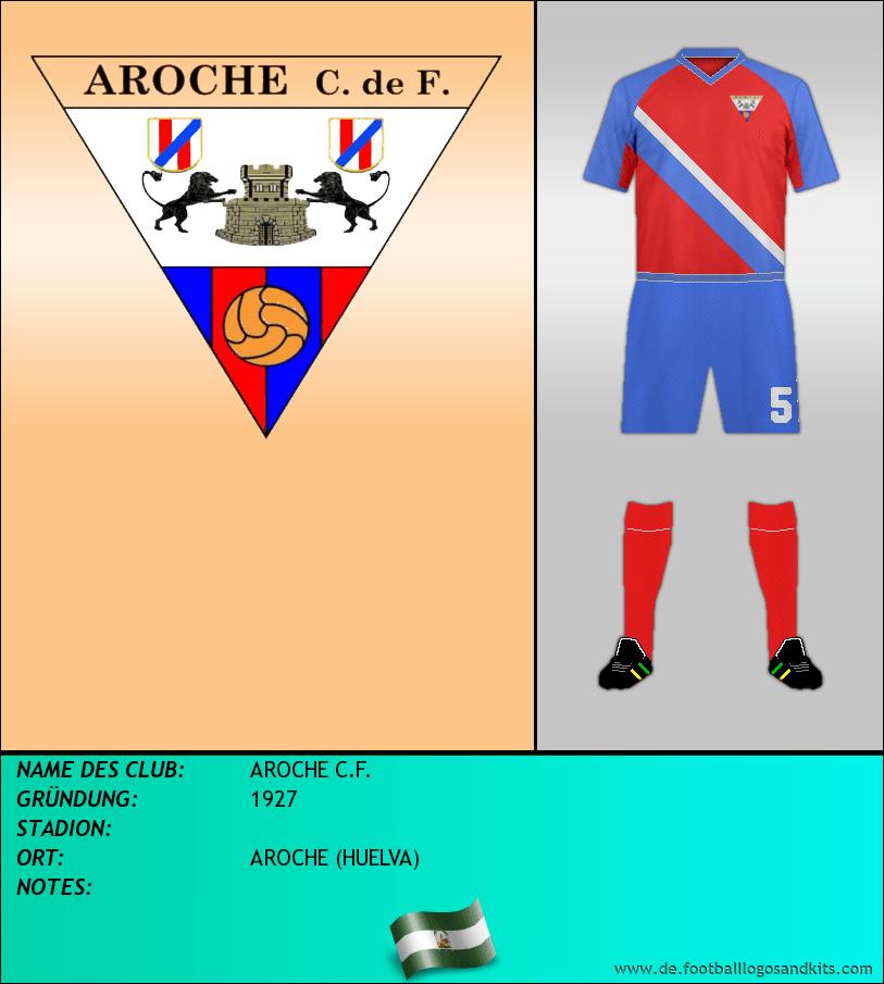 Logo AROCHE C.F.