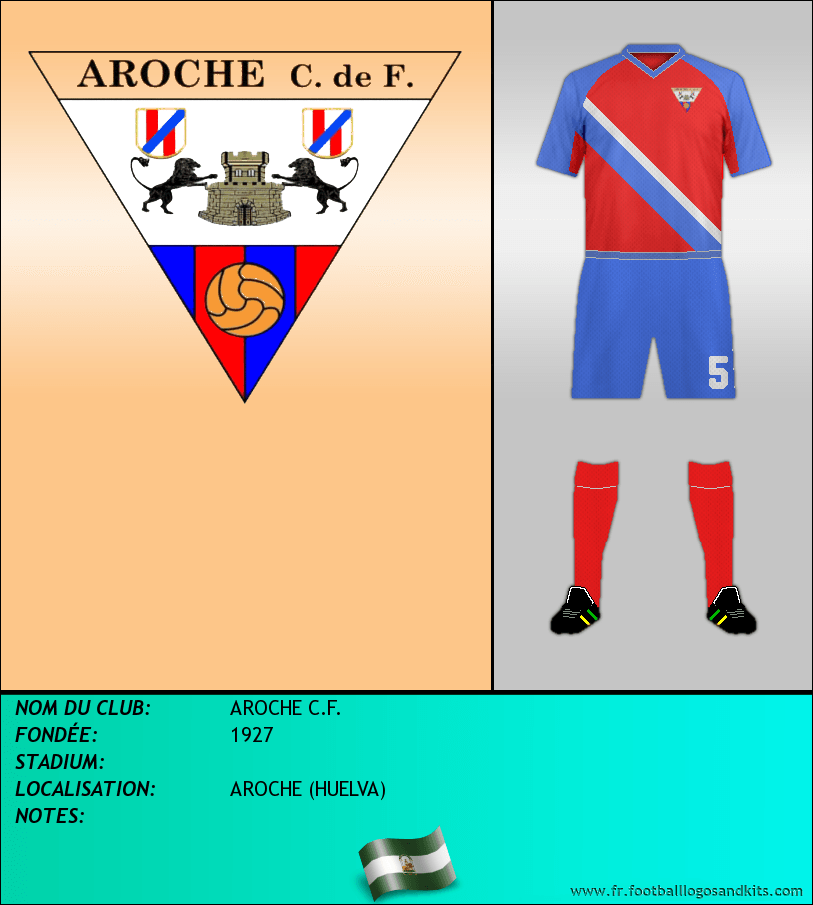 Logo de AROCHE C.F.