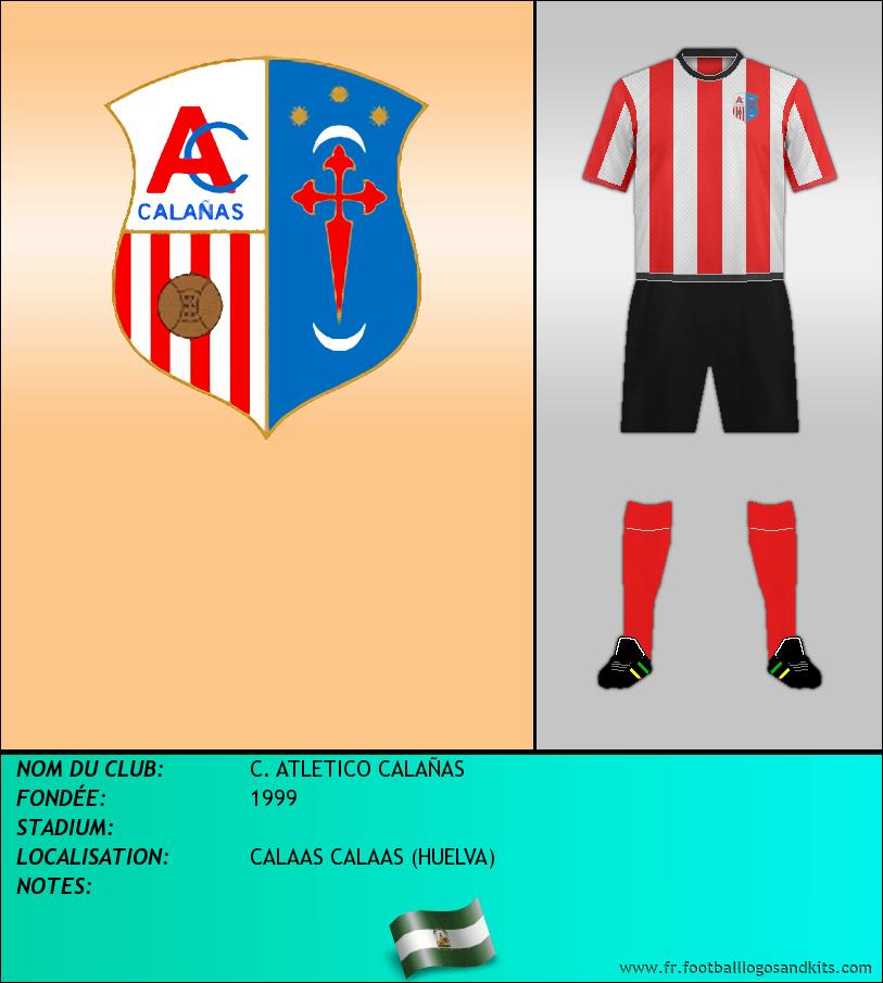 Logo de C. ATLETICO CALAÑAS