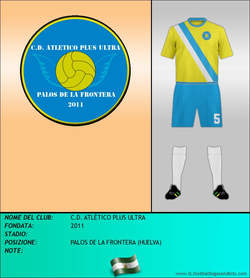 Logo di C.D. ATLÉTICO PLUS ULTRA