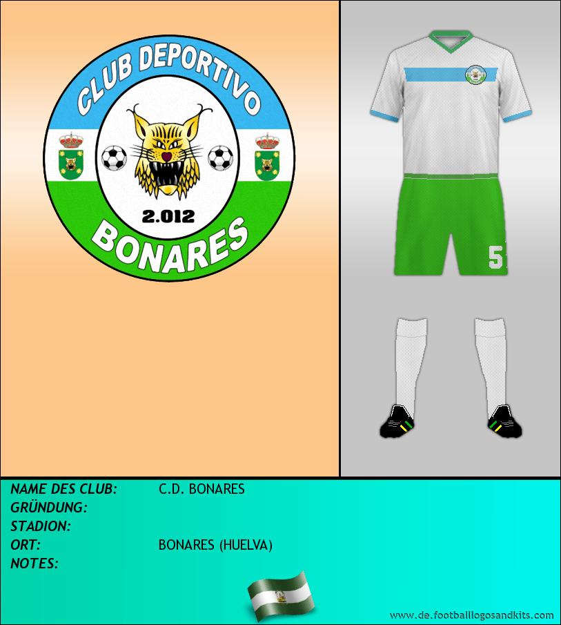 Logo C.D. BONARES