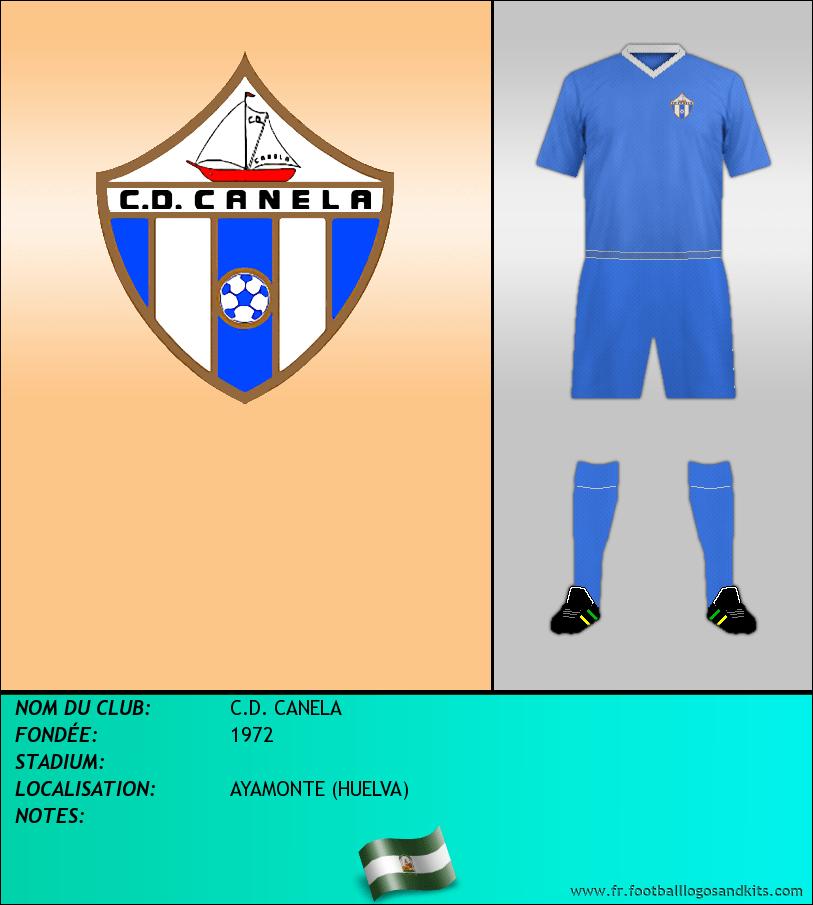 Logo de C.D. CANELA