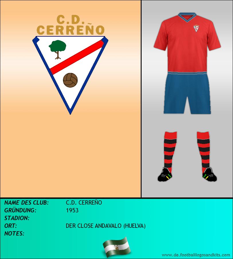 Logo C.D. CERREÑO