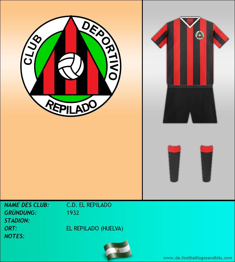 Logo C.D. EL REPILADO