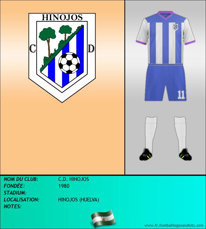 Logo de C.D. HINOJOS