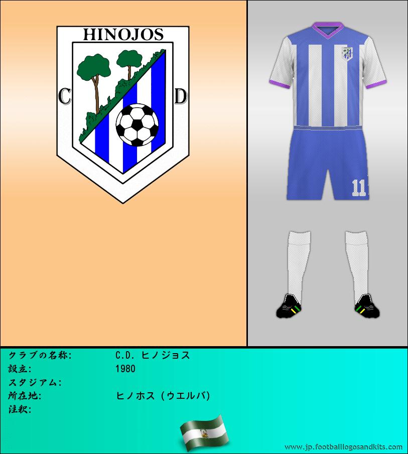 のロゴC.D. HINOJOS