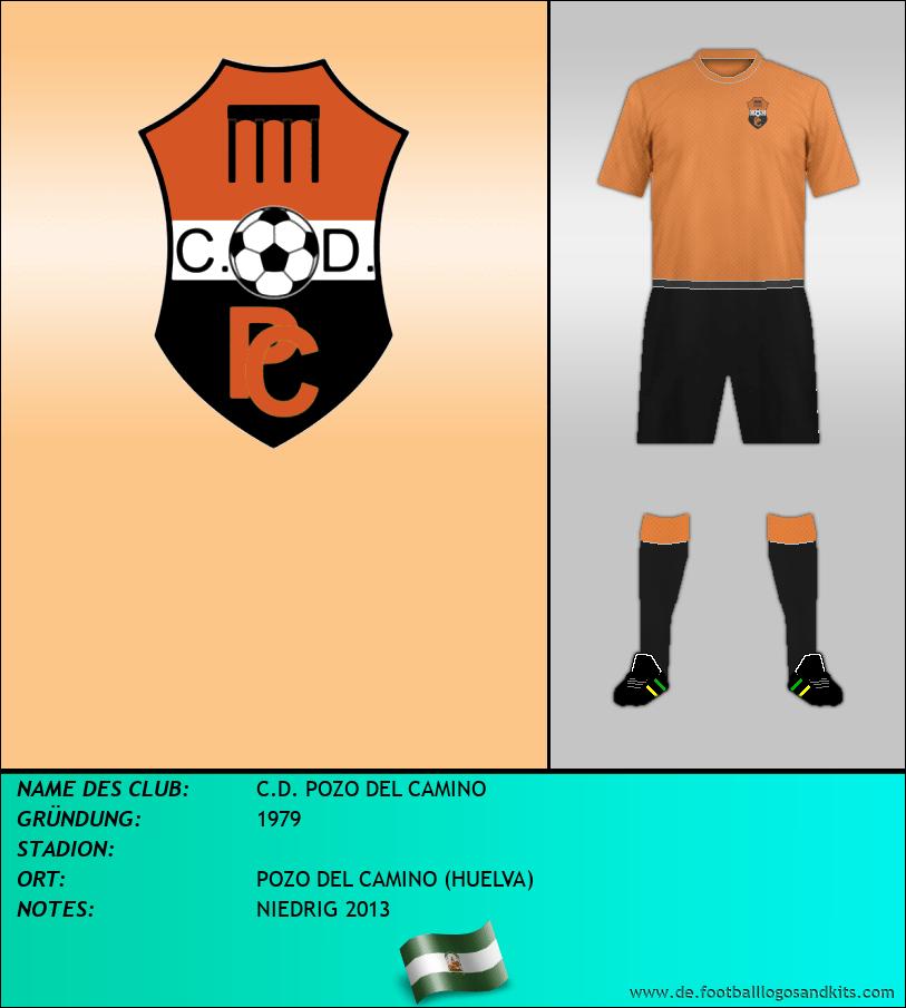 Logo C.D. POZO DEL CAMINO