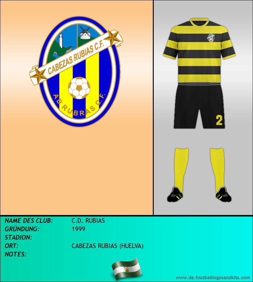 Logo C.D. RUBIAS