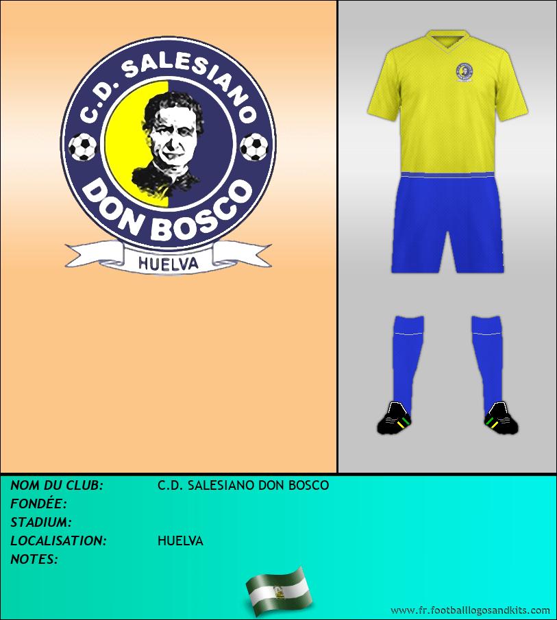Logo de C.D. SALESIANO DON BOSCO