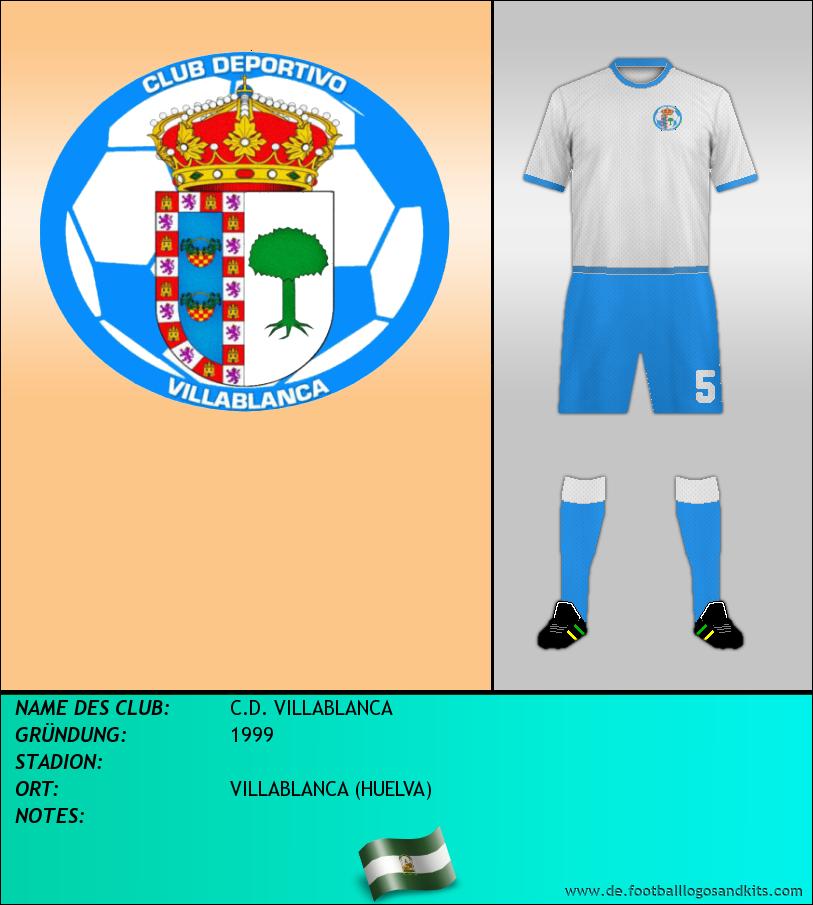 Logo C.D. VILLABLANCA