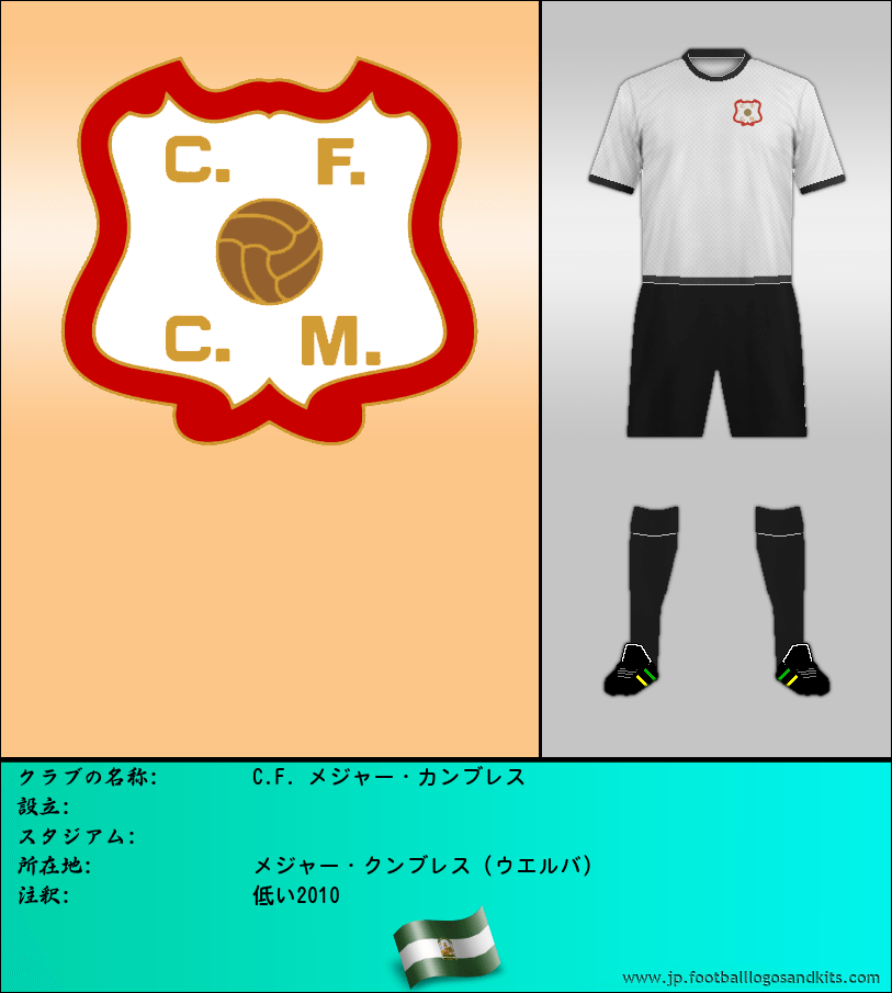 のロゴC. F. クンブレス MAYORES