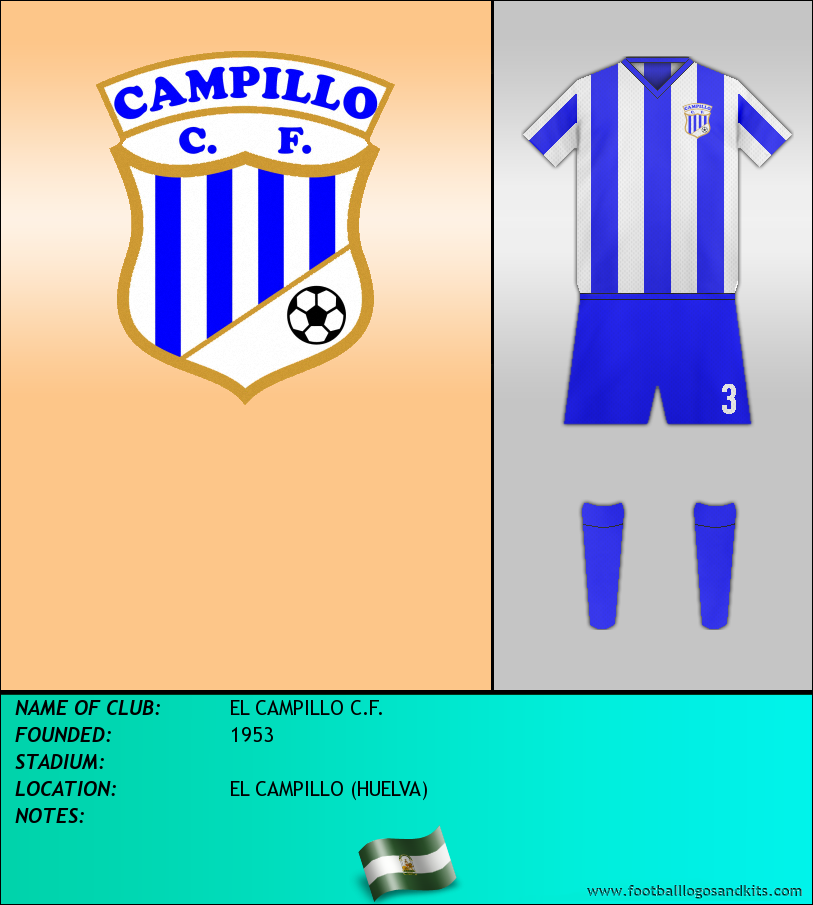 Logo of EL CAMPILLO C.F.