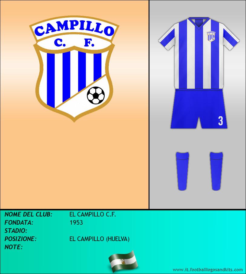 Logo di EL CAMPILLO C.F.