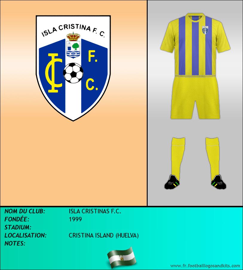 Logo de ISLA CRISTINAS F.C.