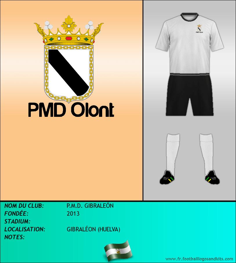Logo de P.M.D. GIBRALEÓN