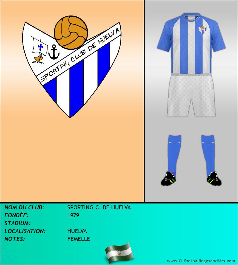 Logo de SPORTING C. DE HUELVA