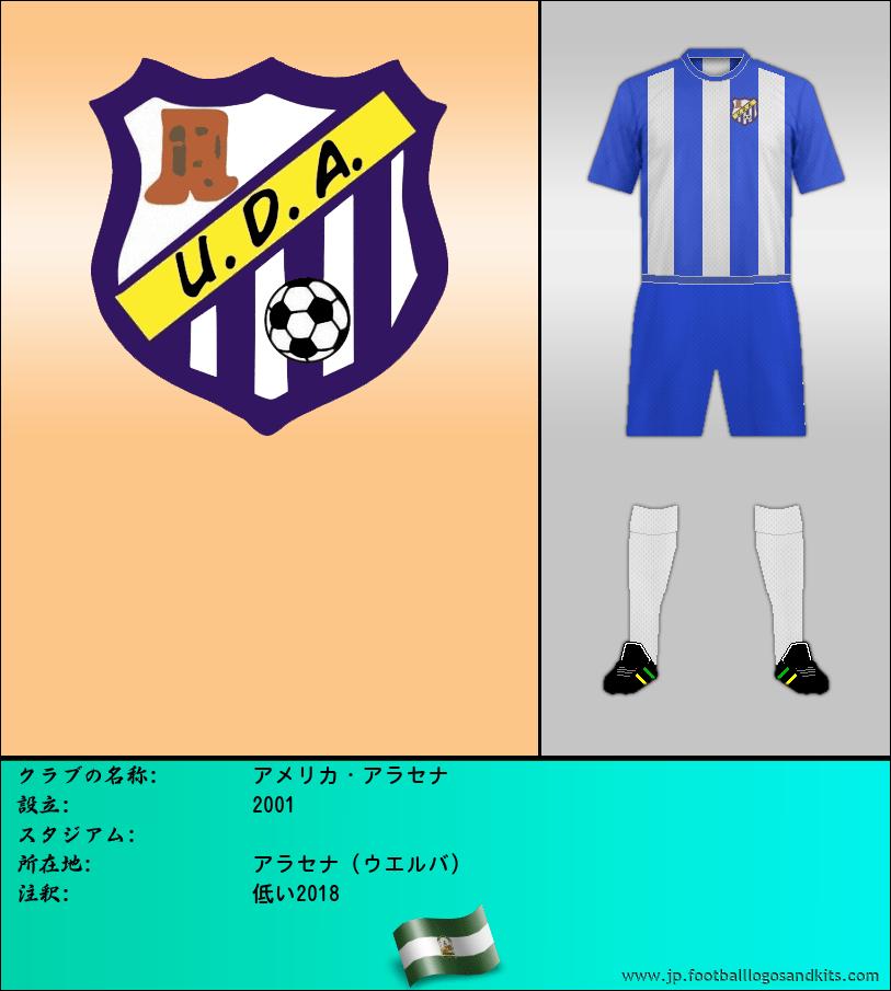 のロゴU.D. アラセナ