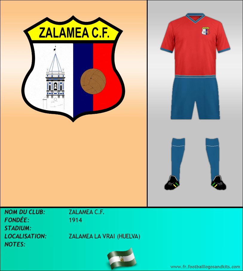 Logo de ZALAMEA C.F.