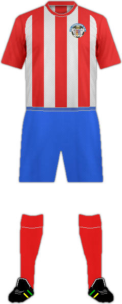 Kit ATLETICO PORCUNA C.F.