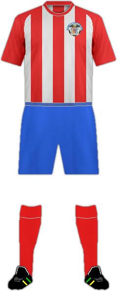 キットポルクナアスレチックフットボールクラブ