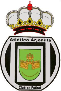 のロゴアトレティコ C. F. ARJONILLA (アンダルシア)