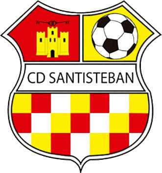 Logo of C.D. SANTISTEBAN (ANDALUSIA)