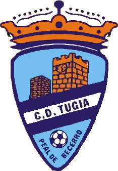 Logo of C.D. TUGIA JUEGO L.IMPIO (ANDALUSIA)