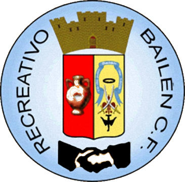 Logo RECREATIVO BAILEN C.F. (ANDALUSIA)