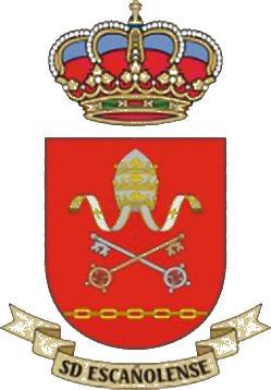 Logo of S.D. ESCAÑOLENSE (ANDALUSIA)
