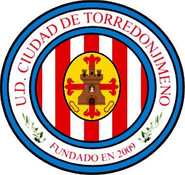 のロゴユニオンシティスポーツTorredonjimeno (アンダルシア)