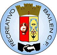 Logo di RECREATIVO BAILEN C.F.