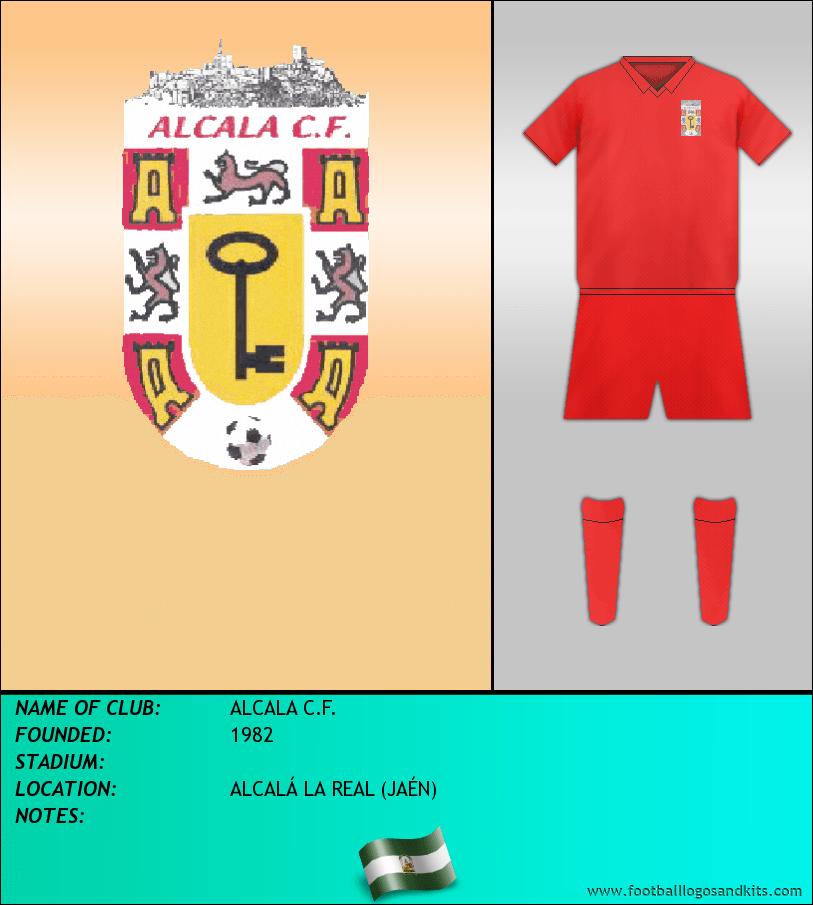 Logo of ALCALA C.F.